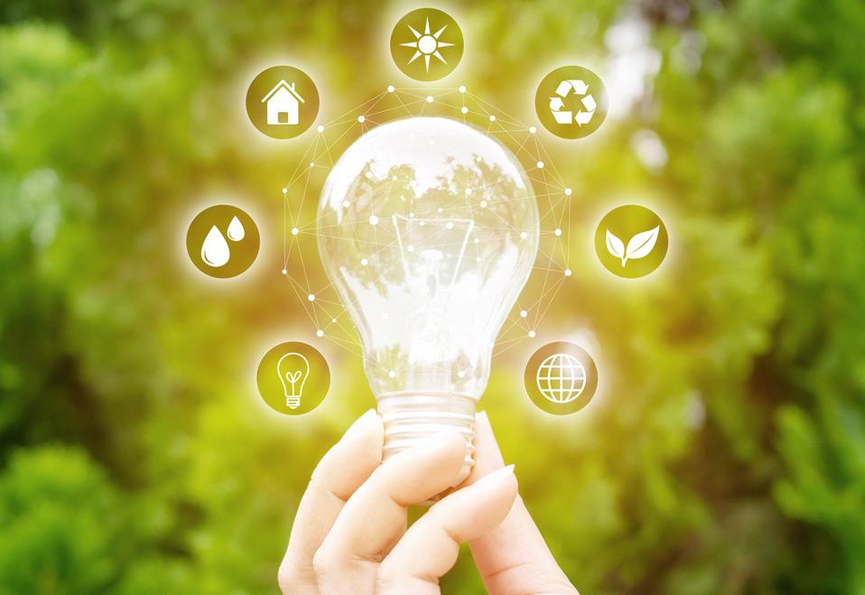 Giải pháp chiếu sáng xanh New Vision Lighting