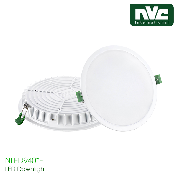 Đèn LED Downlight Âm Trần Mỏng NLED940*E