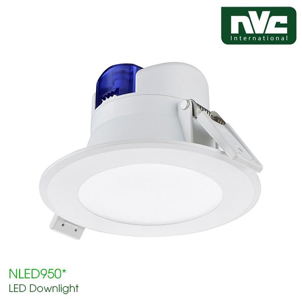 Đèn LED Downlight Âm Trần Mặt Lõm NLED950*