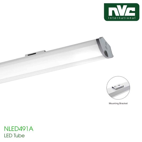 Đèn Tuýp LED Bán Nguyệt NLED491A 36W